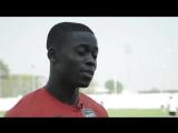 Темнокожий игрок «Урала» решил рассказать всему миру о расизме в России