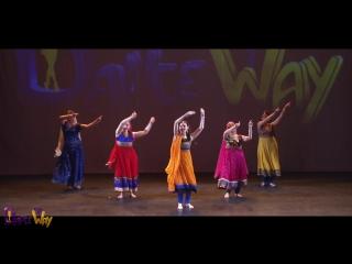 DanceWay 2016 | Чакри Дэнс рук Гавва Ольга