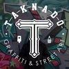 ТАКНАДО! граффити и стрит-арт из Сибири