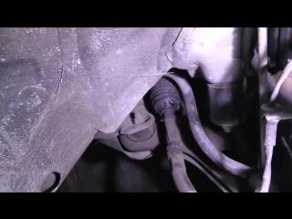 Замена пыльникa рулевой рейки Chevrolet Aveo
