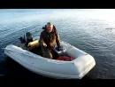 Лодка ПВХ с надувным дном Навигатор 360 Air