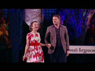 Аглая Тарасова иАлексей Тихонов — «Леди Гамильтон»22.10.2016