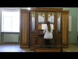 2- Николаус Брюсс - Прелюдия соль-минор. И. С. Бах - Хоральная прелюдия
