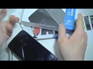 Смартфон с емкой батареей Doogee T6 с Aliexpress