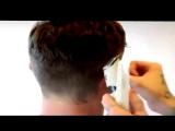 Как выбрать стрижку мужчине Мужские прически 2016-мужские стрижки видео уроки 2016#1