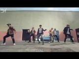 [RUS SUB] BTS - FIRE (Dance ver.)