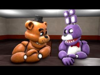 Five Nights At Freddys 3 [SFM] - СЪЕМКИ FNAF 3_ИСТОРИЯ СПРИНГТРАПА - 5 ночей у Фредди