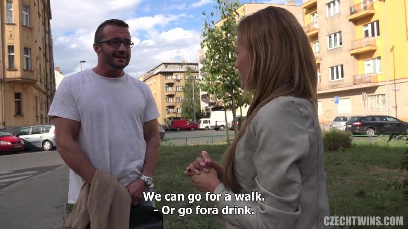 [CzechTwins/CzechAV] Czech Twins 1 [Reality,Outdoor,Cum in Mouth,Threesome,BJ,Pissing,Gonzo,Hardcore,All Sex,new porn 2016,hd]