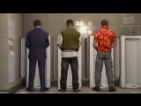 В GTA V «пересняли» знаменитый скетч The Roxbury Guys с Джимом Керри