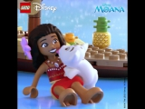 LEGO Disney Princess - Моана