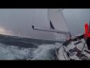 На парусной яхте в шторм за Полярным кругом