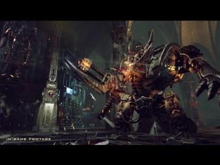 Геймплейный трейлер Warhammer 40,000: Inquisitor – Martyr.
