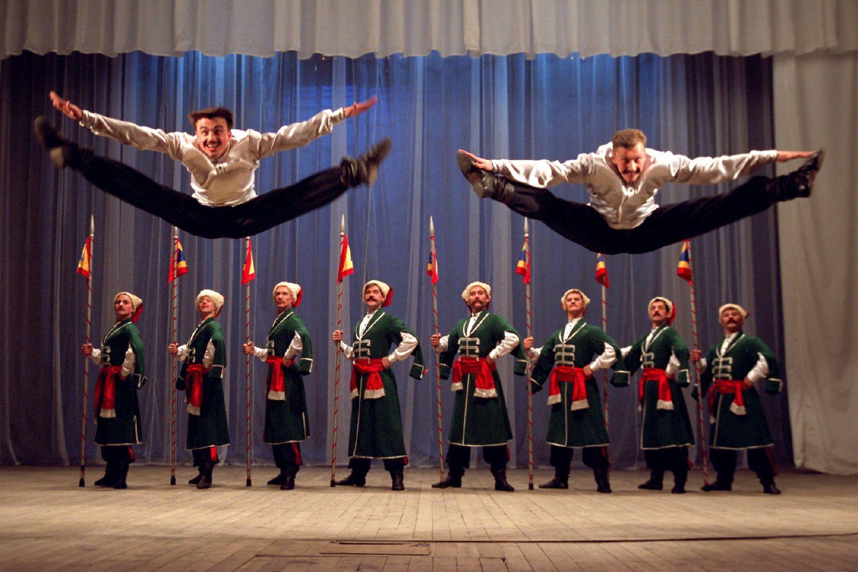 Казачий ансамбль «Русы» выступит в Лианозовском парке