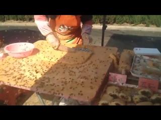 Китайская уличная еда!