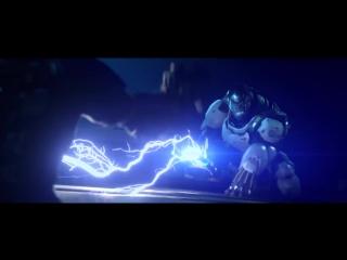 Blizzard опять удивляет! Вышел первый короткометражный мультфильм по компьютерной игре Overwatch
