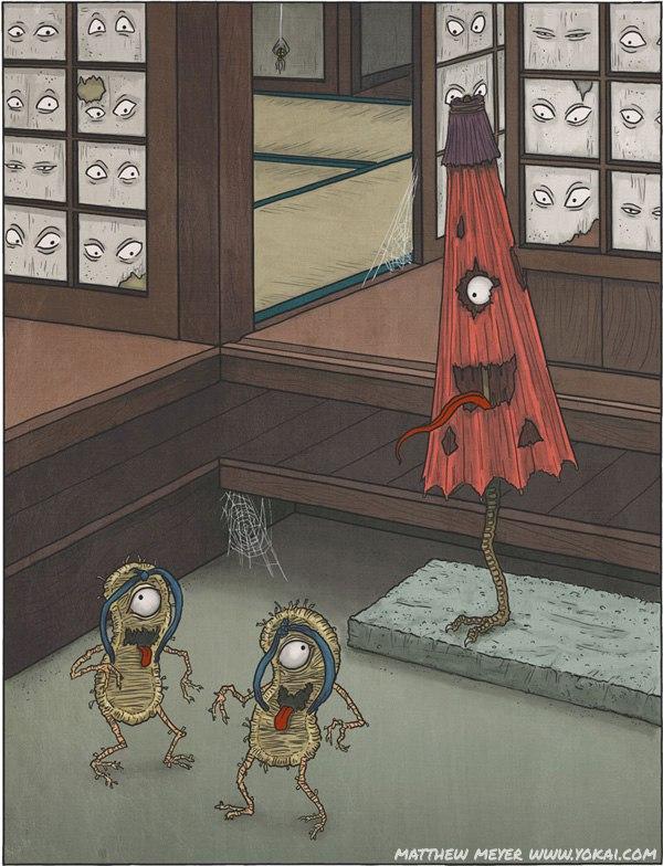 Бакедзорі (Bakezōri)