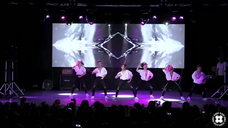 Lil D_choreography by Olga Zholkevska Eugene Kulakovskyi _ D.side dance