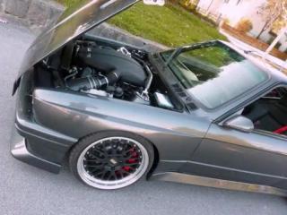 Building an BMW E30 M3 V10