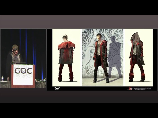 The Art Direction of DmC Devil May Cry