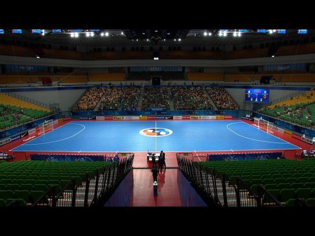 Tasisat Daryaei vs Nagoya Oceans (AFC Futsal Club Championship: Quarter-finals)