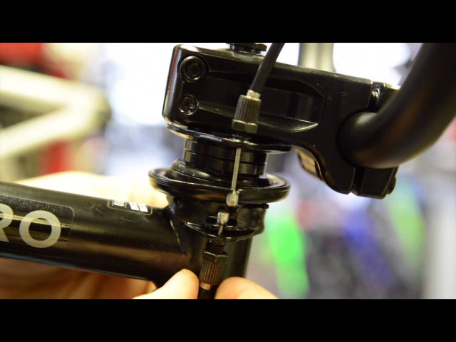 BMX - How to Setup Your Gyro Brake System