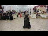 Веселая цыганская свадьба. Миша и Русалина. Танцуют девочки