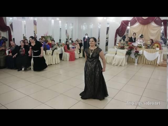 Веселая цыганская свадьба Миша и Русалина Танцуют девочки