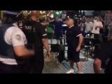 EURO 2016   FIGHT HOOLIGANS VS FRANCE REFUGEES   MARSEILLE