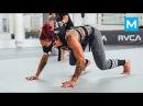 Cris Cyborg MMA Training Highlights | Muscle Madness