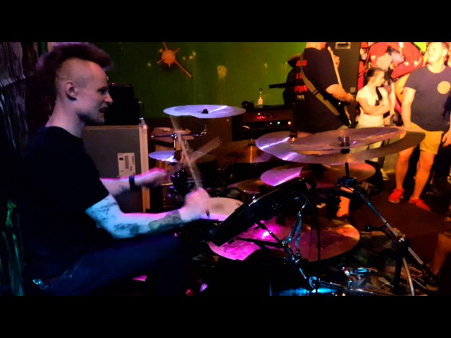 Epicardiectomy amazing drummer song: gluttonous cannibalistic ferocity