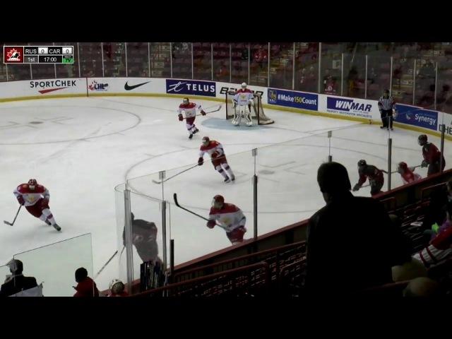 Nov 01, 2016 WHC-17: Russia 0-1 Canada Red