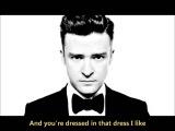 Justin Timberlake - Suit &amp Tie (Oliver Nelson Remix) Lyrics