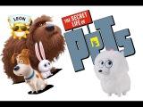 VLOG : ★ Идем в кино на мультик ★ ТАЙНАЯ ЖИЗНЬ ДОМАШНИХ ЖИВОТНЫХ ★ куча игрушек