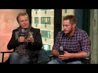 Travis Fimmel And Linus Roache Discuss History Channel's Show, Vikings | BUILD Series