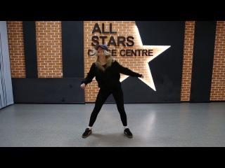 Tedashii–Be Me.Choreography Диана Алмакаева.All Stars Workshop 11.2016