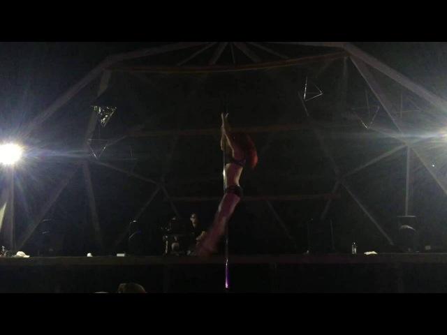 _SoVa_ Показательное (Отрытие Pole Dance Camp NN 2016)