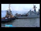 Новейший фрегат Ярослав Мудрый вернулся к родным берегам в Балтийск
