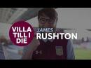 Villa Till I Die: James Rushton