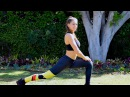 Buttocks and Thighs Workout With Weights - Dumbbell Workout