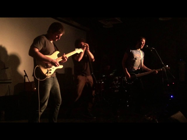 Pobeda - Nothing (live @ Fassbinder, Moscow, 26.03.2016)