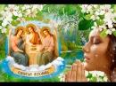 Поздравление со Святой Троицей!