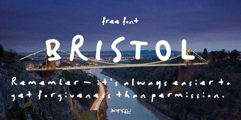 Download bristol font (typeface)