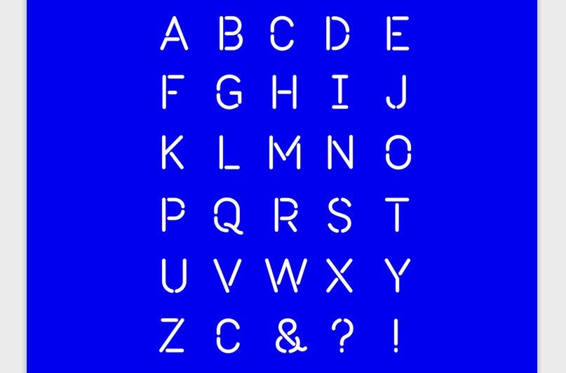 roska шрифт скачать бесплатно