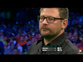 James Wilson vs James Wade (PDC European Championship 2016 / Quarter Final)