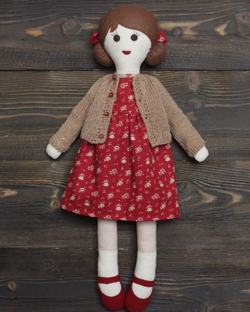 авторские игровые куклы