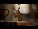 Lowes посвятили рождественский ролик забавному имбирному прянику