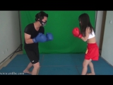 belly punch boxing ryona TLBC-BR04-sample