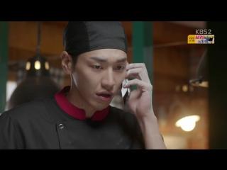 [Озвучка SoftBox] Мужчина, живущий в нашем доме 06 серия