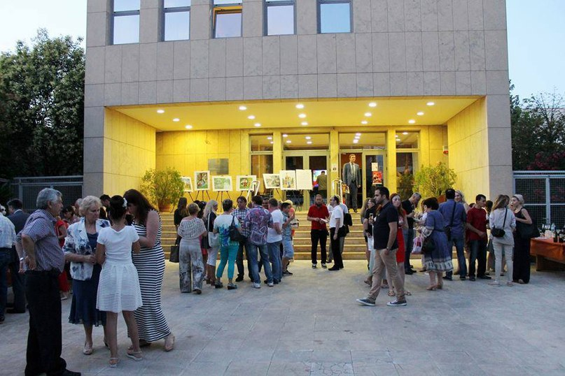 14 июня 2016 г, РЦНК, Афины, Греция (фото) Cp8KScfKtgM