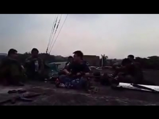 Chinese soldiers singing Serbian war songs REMOVE KEBAB